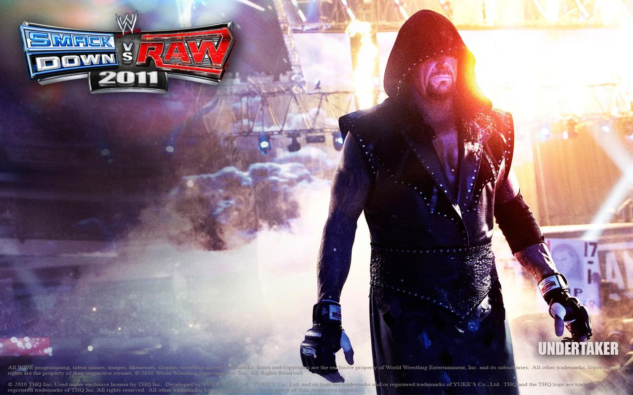 wallpapers - wwe smackdown vs. raw 2011 images