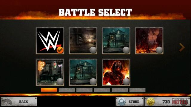 WWE Immortals FAQ: Challenge Modes