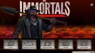 Immortals MainMenu