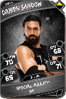 DamienSandow - Common