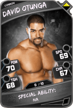 DavidOtunga - Common