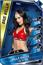 BrieBella - Rare  (Loyalty Fusion)