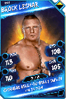 BrockLesnar - Rare