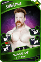 Sheamus - Uncommon
