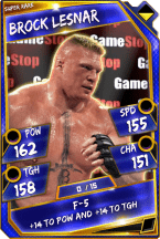 BrockLesnar - SuperRare (SuperToken)