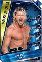 DolphZiggler - Rare  (Loyalty Fusion)