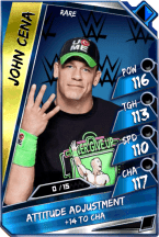 JohnCena - Rare (Loyalty)
