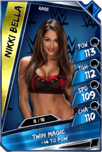 NikkiBella - Rare (Loyalty)