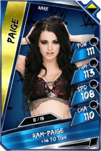 Paige - Rare (Loyalty)-Ladder