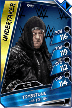 Undertaker - Rare (Loyalty)