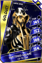 Goldust - SuperRare (Loyalty)