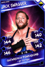 JackSwagger - SuperRare