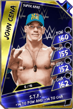JohnCena - SuperRare  (Loyalty Fusion)