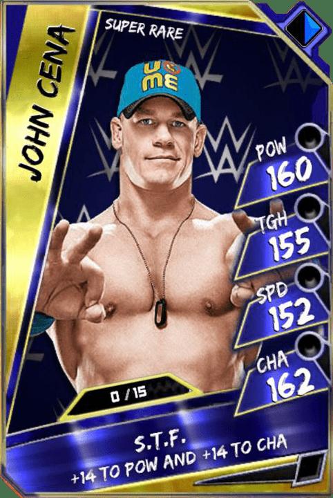 John Cena Ring Domination