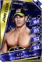 JohnCena - SuperRare (Loyalty)-Ladder