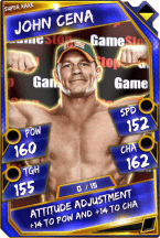 JohnCena - SuperRare (SuperToken)