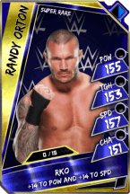 RandyOrton - SuperRare (Loyalty)