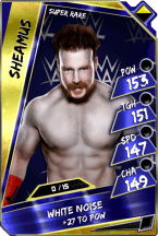 Sheamus - SuperRare (Loyalty)