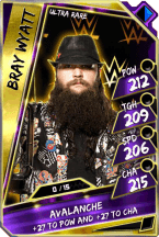 BrayWyatt - UltraRare (Loyalty)