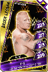 BrockLesnar - UltraRare (Loyalty RTG)