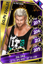 DolphZiggler - UltraRare (Loyalty PCC)