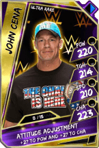 JohnCena - UltraRare (Loyalty PCC)1
