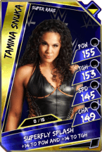 TaminaSnuka - SuperRare (Loyalty)