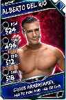 AlbertoDelRio - Legendary (Ring Domination)