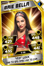 BrieBella - Legendary