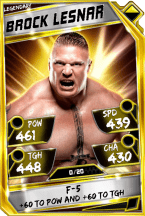 BrockLesnar - Legendary