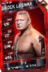 BrockLesnar - Legendary (PCC)