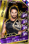 Seth Rollins - Ultra Rare (Loyalty RTG)