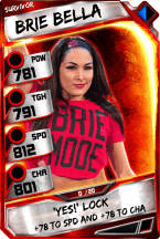 BrieBella - Survivor (PCC)