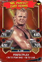 CurtHennig - Survivor (Throwback)