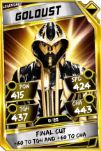 Goldust - Legendary