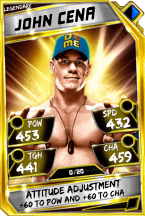 JohnCena - Legendary