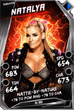 Natalya - Survivor