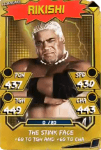 Rikishi - Legendary (Throwback)