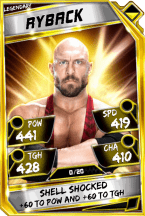 Ryback - Legendary