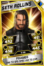 SethRollins - Legendary