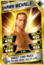 ShawnMichaels - Legendary