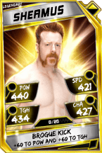 Sheamus - Legendary