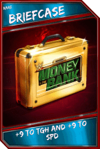 Support Card: Briefcase - Rare