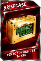 Support Card: Briefcase - Survivor