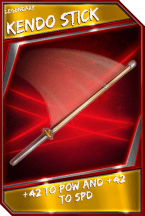 Support Card: KendoStick - Legendary