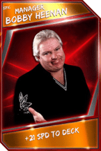 Support Card: Manager - BobbyHeenan - Epic