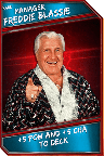 Support Card: Manager - FreddieBlassie - Rare