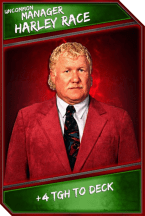 Support Card: Manager - HarleyRace - Uncommon