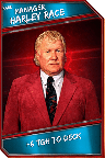 Support Card: Manager - HarleyRace - Rare