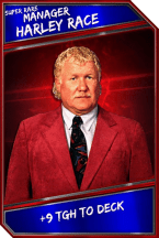 Support Card: Manager - HarleyRace - SuperRare